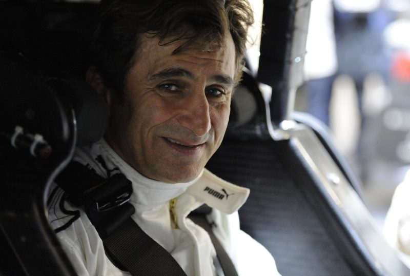 'Free the artist in the drivers', says Zanardi