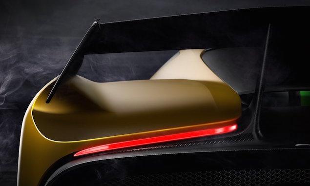Fittipaldi develops supercars with Pininfarina, HWA