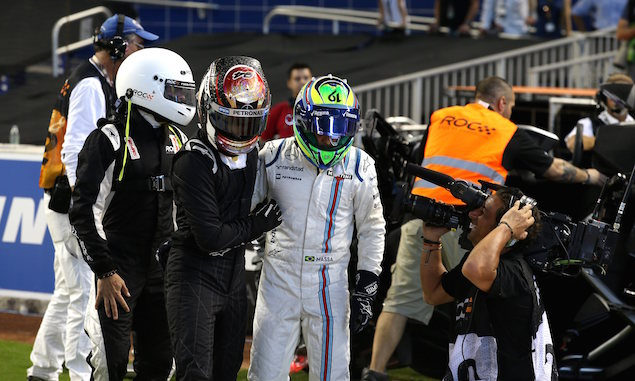 CONFIRMED: Wehrlein forced to skip first 2017 F1 test