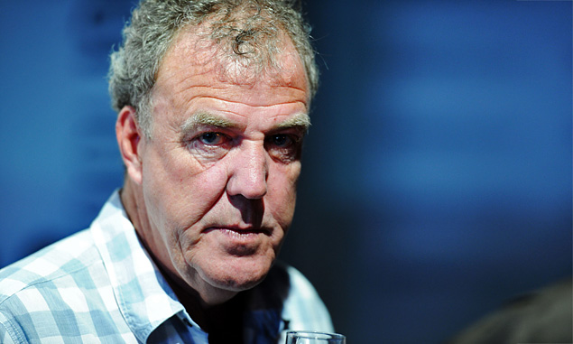 Jeremy Clarkson: Ecclestone departure 'a good thing' for F1