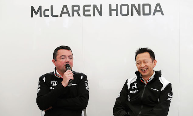 Boullier: McLaren ready to win, Honda maybe not