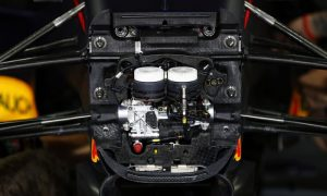 F1 leaning towards active suspension, and even 4x4!