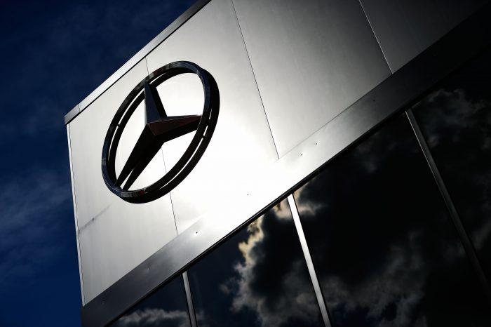 Video: Bringing a Mercedes F1 car to life