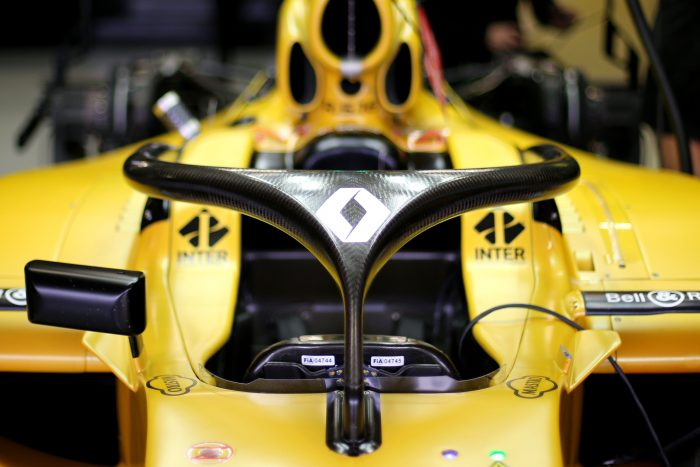 FIA working on improved Halo aesthetics and integration
