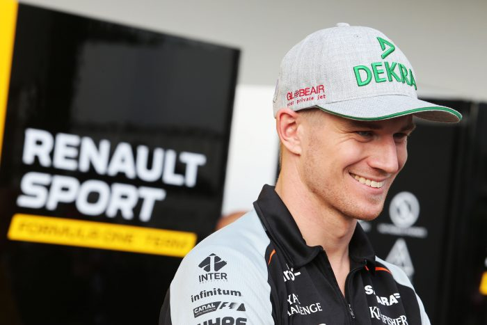 Hulkenberg oblivious to 'team leader' status suggestions