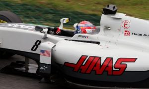 Magnussen experience valuable to Haas, says Grosjean