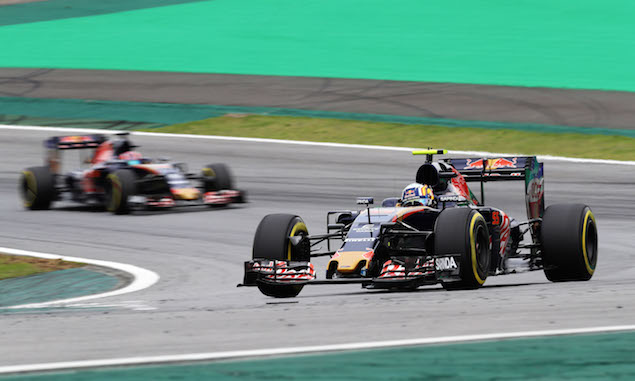 Toro Rosso: 'Most experienced line-up' key to secure P5