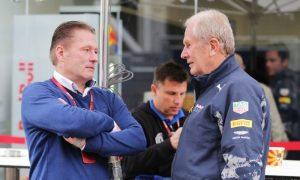 Marko disagrees with Jos Verstappen!