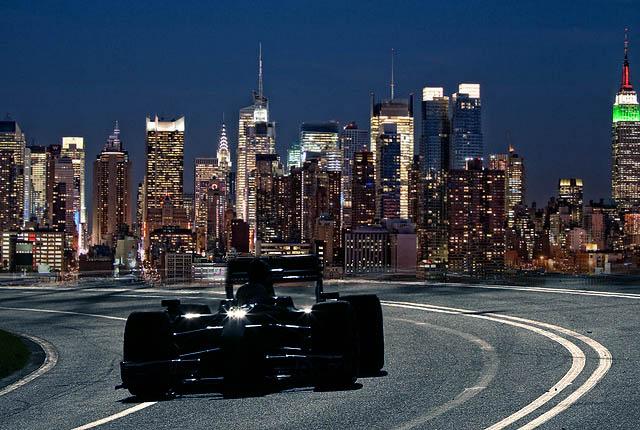 Hamilton: 'Add more city circuits to F1'!