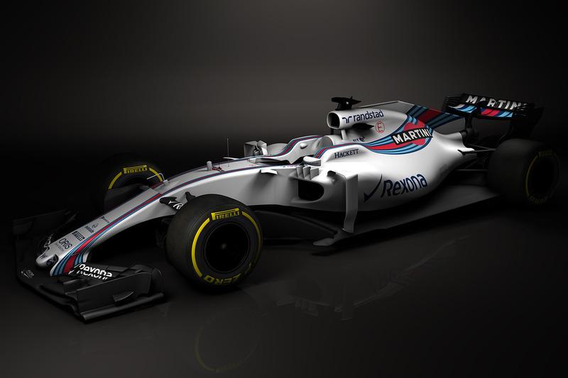 Tech F1i: A closer look at the Williams FW40
