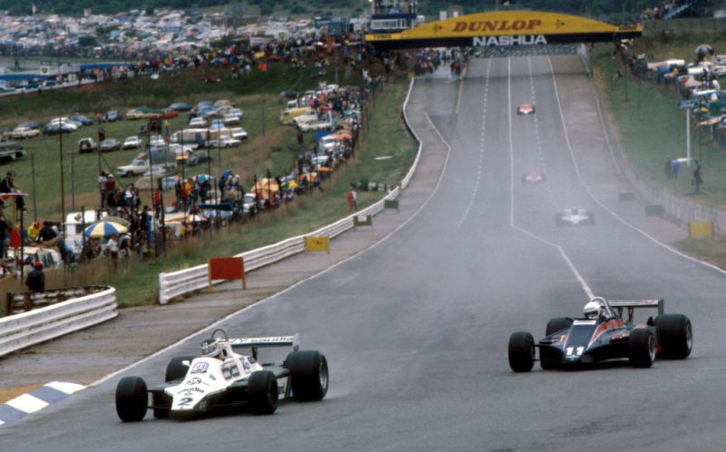 Reutemann wins one-off Formula Libre race in South Africa
