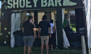 Raising the shoey bar!
