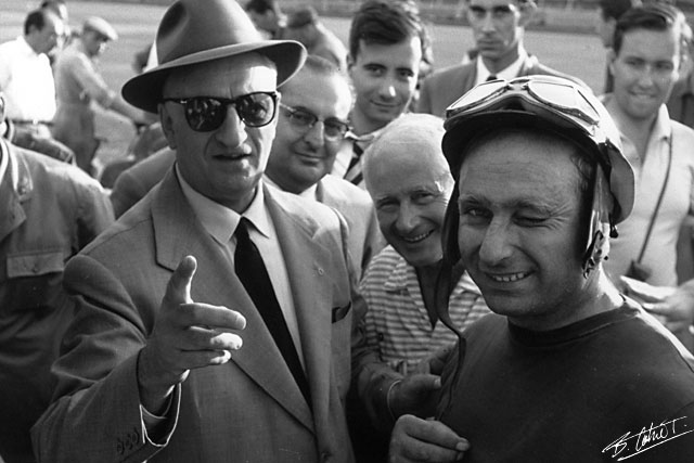 Macabre plot to steal Enzo Ferrari's body foiled
