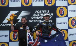 The day Webber made his Mark in Melbourne