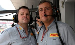 Hembery moves to new role following reshuffle at Pirelli