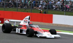 Button gets McLaren M23 ride at Monterey classic
