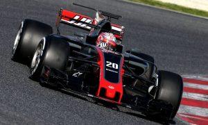 Magnussen: no complaints about Haas' brake performance