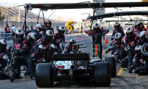 Haas planning to test new brake supplier at Bahrain GP