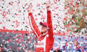 Bourdais wins St Pete Indycar season-opener!