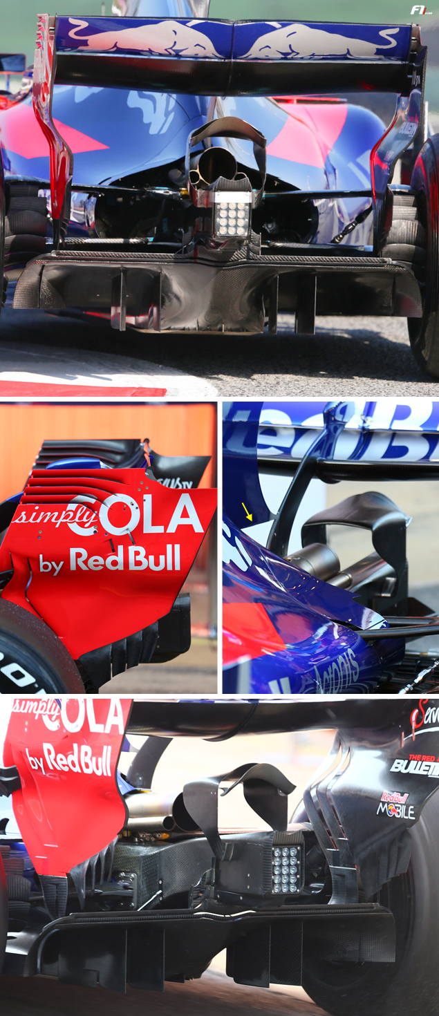 Tech F1i: A closer look at the Toro Rosso STR12