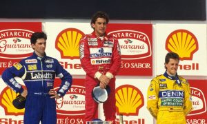 McLaren's 100th win and Damon's first podium