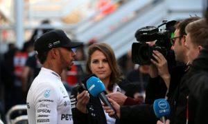 Hamilton lauds team mate: 'Valtteri doing a great job!'