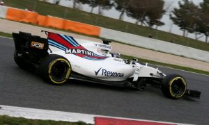 Stroll happy with clean day and solid running