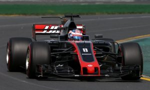 Happy Grosjean secures best Haas qualifying result to date