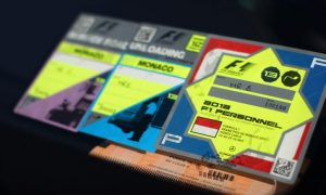 Paddock passes for all... ex-F1 drivers