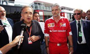 Marchionne hails long awaited win for Ferrari