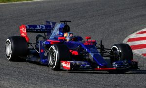 Toro Rosso hit by drivetrain issues