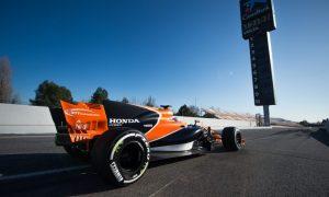 McLaren-Honda reports a clean day of running... finally!