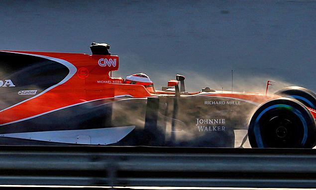 Vandoorne aiming to build on momentum in second test