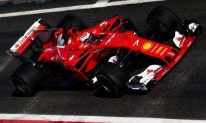 Raikkonen at the helm on final test day