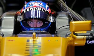 Palmer feeling more comfortable, confident in 2017