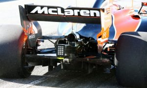Electrical issue forces another engine change at McLaren-Honda