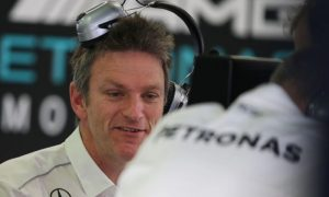 Wolff welcomes Allison, 'the right man for our organisation'