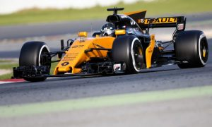 Renault's Bell happy with 'another solid step forward'