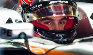 Esteban Ocon: 'We're moving in the right direction'