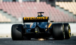Abiteboul unsure how conservative Renault will need to be in Australia