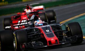 Grosjean happy with Haas progress since Barcelona