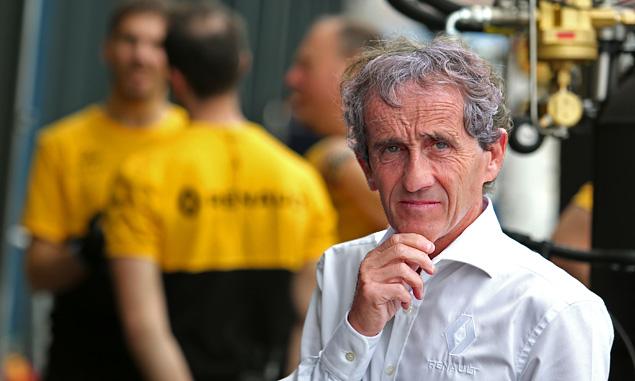 Vasseur exit brings 'clarity' at Renault, says Prost