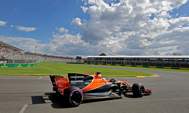 McLaren doing 'better than expected' says Alonso