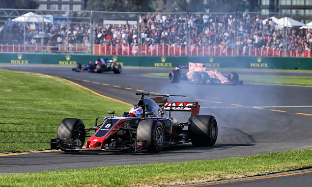 Haas laid low by double retirement in Melbourne