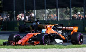 No improvement at 'last place' McLaren, says Alonso