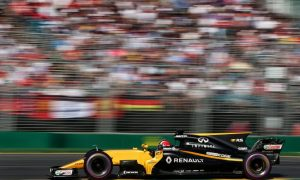 Hulkenberg: close to points, but not close enough