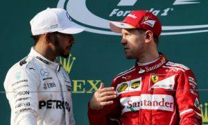 Hamilton: Vettel tougher than Rosberg