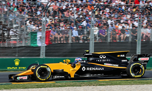Palmer's patience tested to braking point