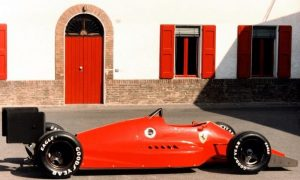 A threat from Ferrari that never came to pass