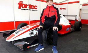 Ericsson Jr joins UK Formula 4 series